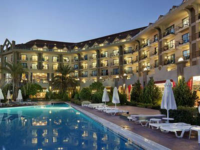 Nashira Hotel