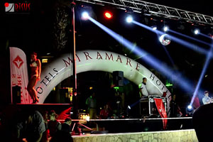 Risus Animasyon-Miramare Hotels-Beach Party