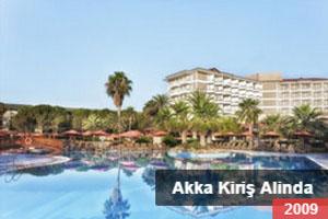 Akka Kiriş Alinda Hotel 2009 Animasyon Takım Videosu