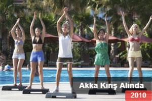 Akka Kiriş Alinda Hotel 2010 Animasyon Takım Videosu