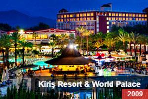 Kiriş Resort & World Palace 2009 Animasyon Takım Videosu