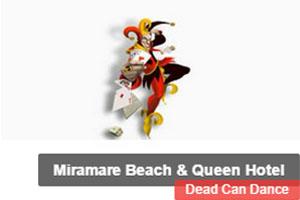 Miramare Beach & Queen Beach Dead Can Dance