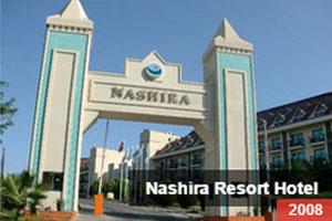 Nashira Hotel 2008 Animasyon Takımı