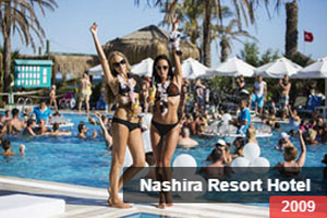 Nashira Hotel 2009 Animasyon Takımı