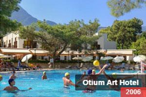 Otium Art Hotel 2006 Animasyon Takımı