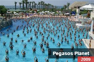 Pegasos Planet 2009 Animasyon Takımı