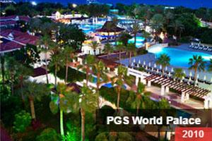 PGS World Palace 2010 Animasyon Takımı